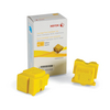 ColorQube 8570/8580 Yellow Solid Ink Pack (2 Sticks)