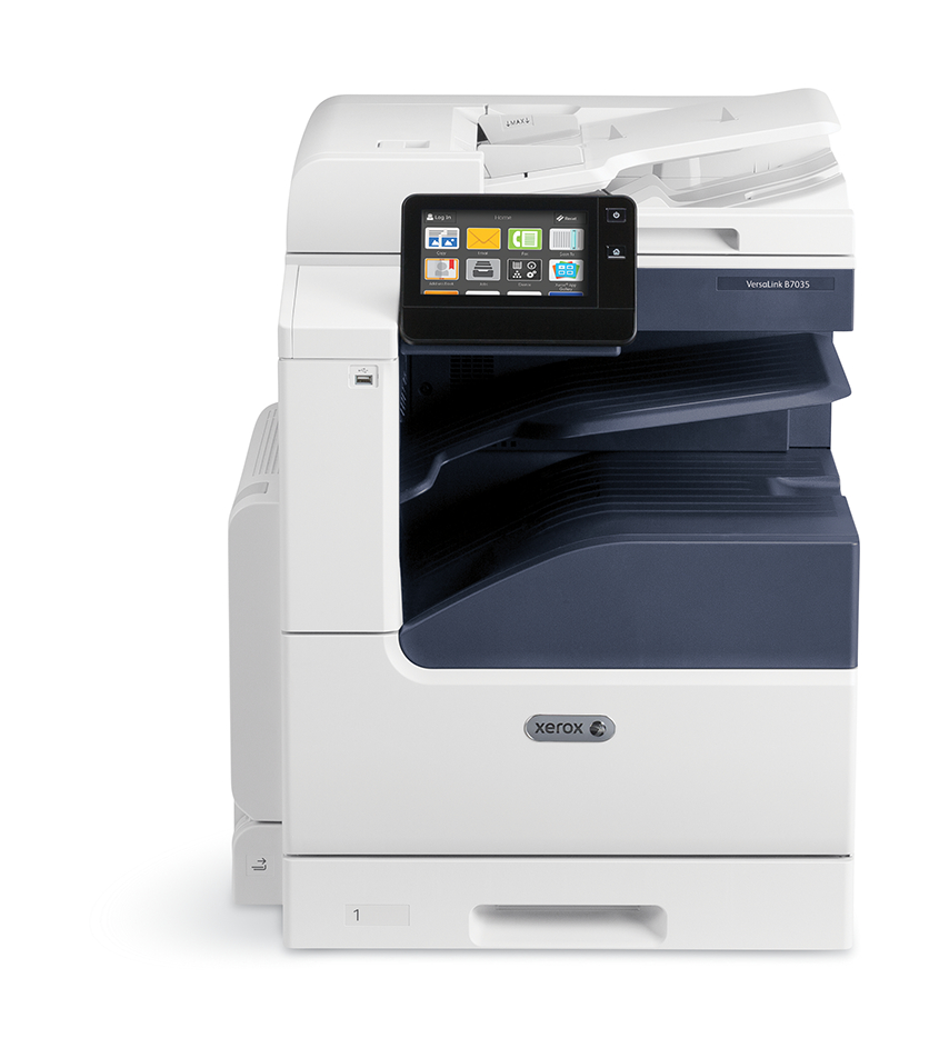 VersaLink B7025/B7030/B7035 Black & White MFPs - Xerox